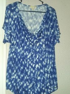 Michael Kors Blue top